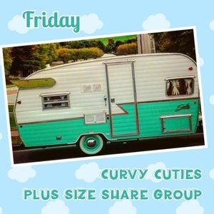 9/24 PLUS SIZE SHARE GROUP: CURVY CUTIES